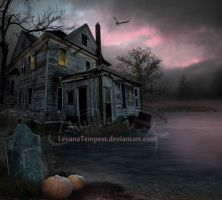 Haunted House by LevanaTempest