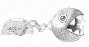 Chain-Chomp by The-Hero-of-Hyrule