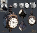 Adler's Clock by YBourykina