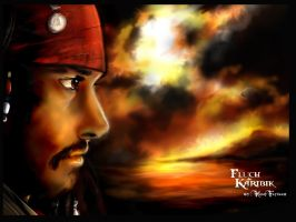 Jack Sparrow Movietheme by KomyFly