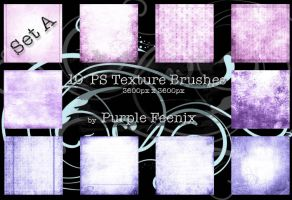 Textures setA-purple-feenix by purple-feenix