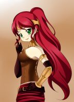Pyrrha 2 by Final-Boss-Emiko