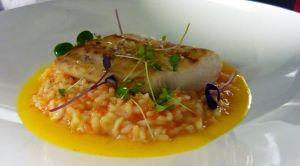 Risotto with Roasted Fish by VadRoli