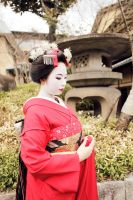 Maiko (Red) - 8 by rin-no-michiei