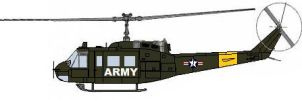 Charlie, the UH-1D Iroquois by ZeroRM