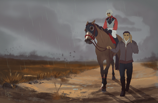 The Storm is coming by Roiuky