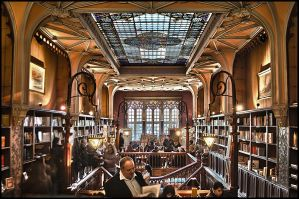 The Library II by nfp