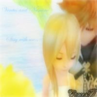 Namine and Ventus Stay With Me by Graces87