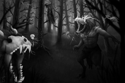 Beast Clan by EmagineNationS