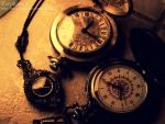 Excuse me, what time is it?IV. by Eurydicen
