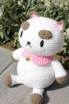 Crochet Puppycat by jolieke10