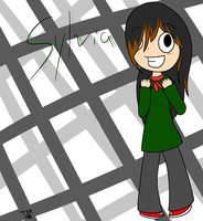 .:REQUEST:. - Human Sylvia - by TheShadowArtist100