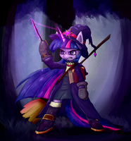 Twi Witch by SenxShine