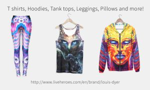 New products available! by LouisDyer