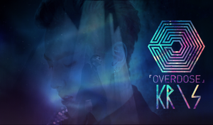 EXO [Overdose] Kris Wallpaper @DiannEXOstan267 by Claire0267