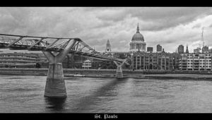 St. Pauls by ChrisUnger