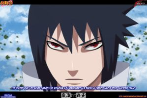 Sasuke 476 - I want the truth by Mangekyourinnegan