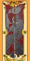 Clow Card The Sword by inuebony