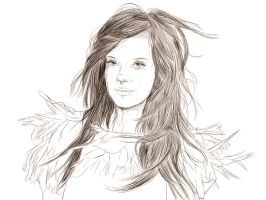 Lily Allen by overkill79
