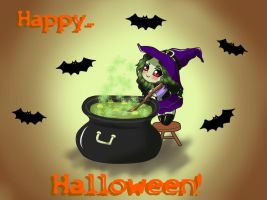 Happy Halloween by Lilithina