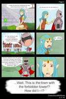 Makai Toushi SaGa (FFL) Playthrough Comic Pg. 2 by CheerySoundNinRoren