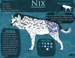 Nix Reference Sheet by VorpalBeast