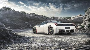 Ferrari 458 italia RockQuarry by NasG85