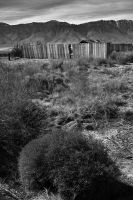 Fence Death Valley by myoung4828