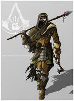 Assassin's Creed: Prehistory by DarthDestruktor
