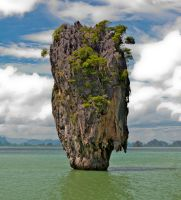 James Bond Island, Thailand. by JBord