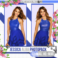 +Photopack png de Jessica Alba. by MarEditions1