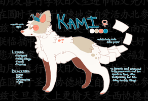 Kami  closed by bettta