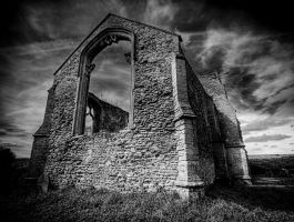St Peter in ruins by sparxphoto