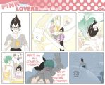 Pink Lovers 24 -S3- VxB doujin by nenee
