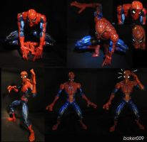 Spider-man Poses by Baker009