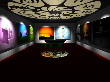 art gallery by DimensionSifter