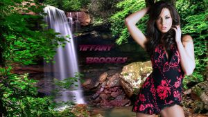 Tiffany Brookes Wallpaper by Lord-Xeen