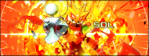 Megaman Sol Soul Signature by OverdrivenZX