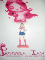 PGSM MOON REAL FIGURE FOR SALE by prinsesaian