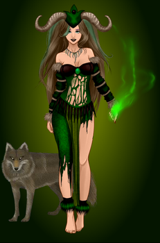 Earth Mage by Voorhees657