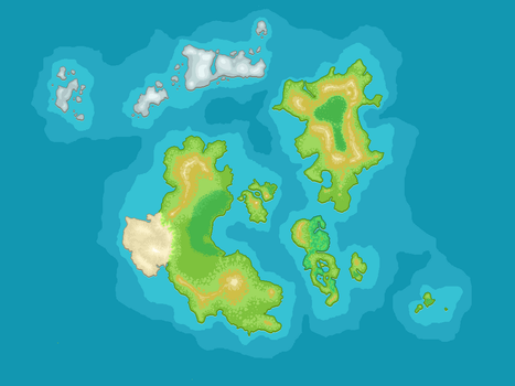 Vectora World Map FINISHED by Of-Nihility