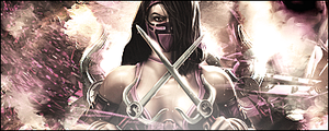 Mileena Sig by Man-Chicken