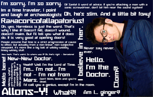 10th Doctor Wallpaper by SarahStudios11
