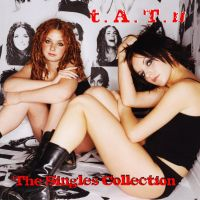 t.A.T.u CD Cover by vsyo-vremya
