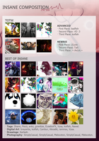TOTW #5 + Best of Insane #5 by InsaneComposition