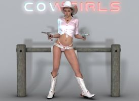 Cowgirls1 by ssugarbaby