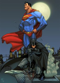 dynamic duo-colors by ZurdoM