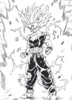 GOHAN by hatwood