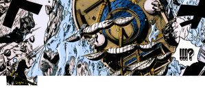 Facebook Cover #1 (One Piece Coloring) by DracRoig