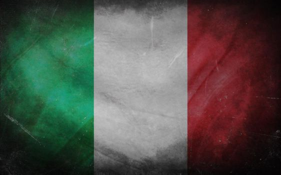 Flag of Italy by arj-89